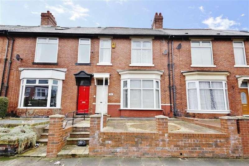 2 Bedrooms Flat for sale in Ewesley Road, High Barnes, Sunderland, SR4