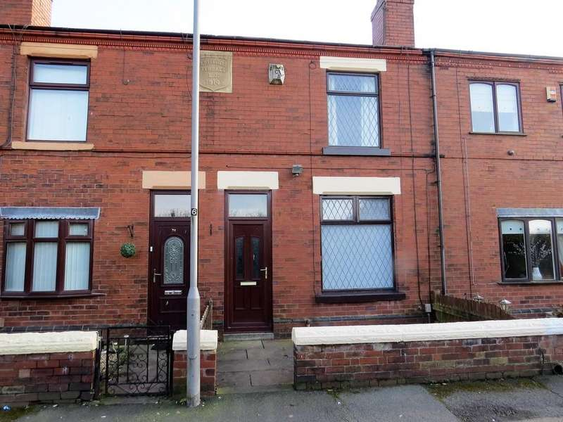 3 Bedrooms Terraced House for sale in Chapel Street, Haydock, St Helens