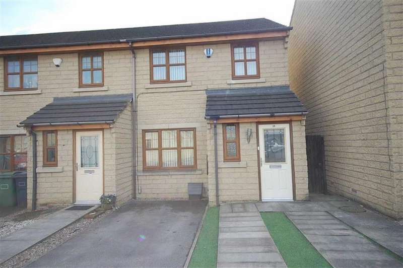 3 Bedrooms Town House for sale in Ings Rise, Batley, West Yorkshire, WF17
