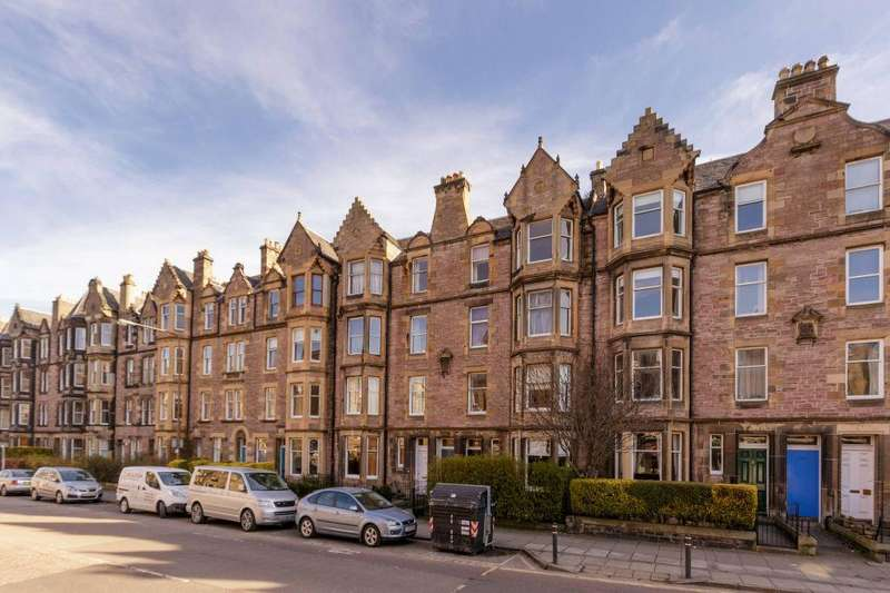2 Bedrooms Ground Flat for sale in 115 Marchmont Road, Marchmont, Edinburgh, EH9 1HA