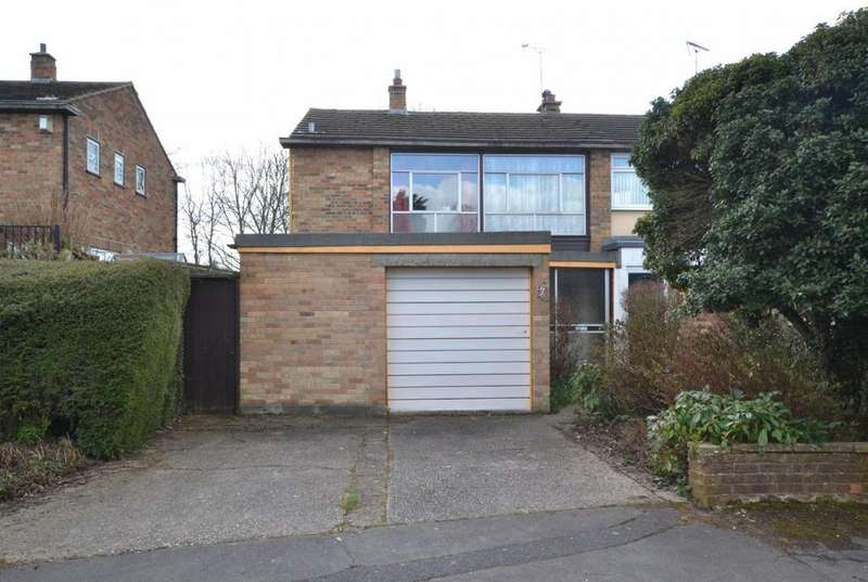3 Bedrooms Semi Detached House for sale in Moat Edge Gardens, Billericay, Essex, CM12