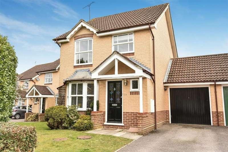 3 Bedrooms Detached House for sale in Colden Common, Winchester, Hampshire