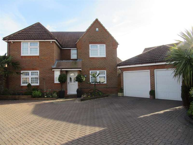 4 Bedrooms House for sale in Reculver Road, Herne Bay