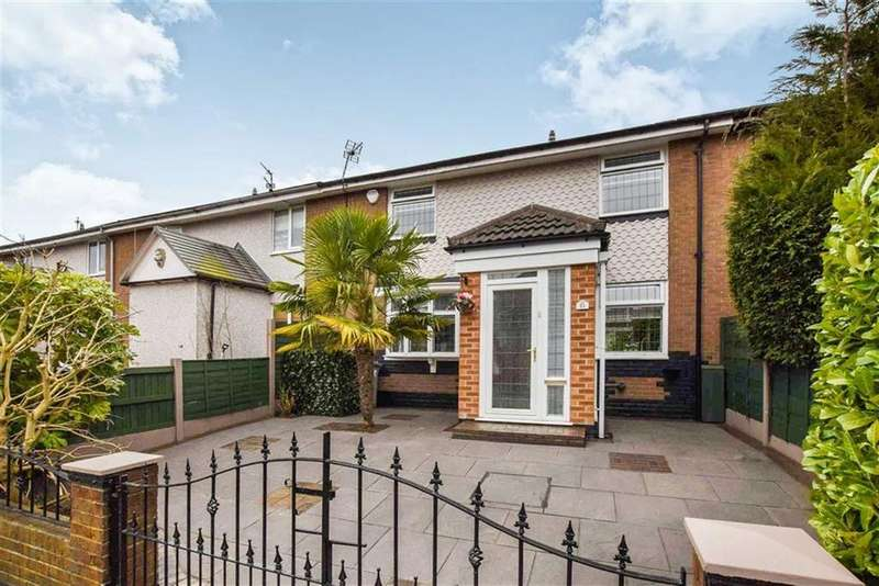 3 Bedrooms Terraced House for sale in Cumberland Road, Partington, M31