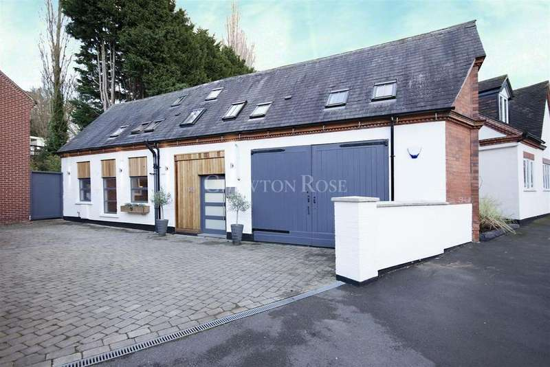 3 Bedrooms Detached House for sale in The Park, Nottingham, Nottinghamshire