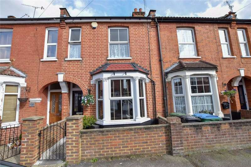 3 Bedrooms Terraced House for sale in Sandringham Road, Watford, Hertfordshire, WD24