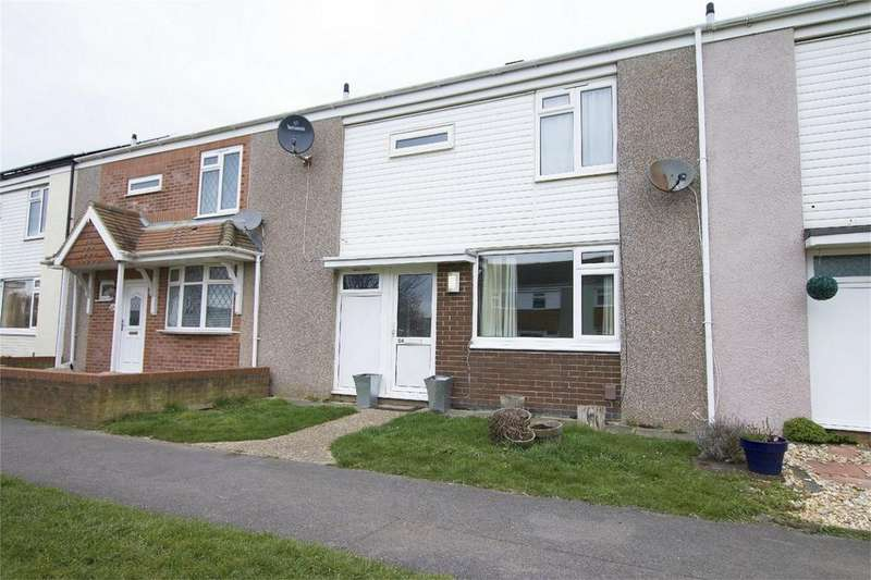 3 Bedrooms Terraced House for sale in Skipper Way, Lee-on-the-Solent, Hampshire