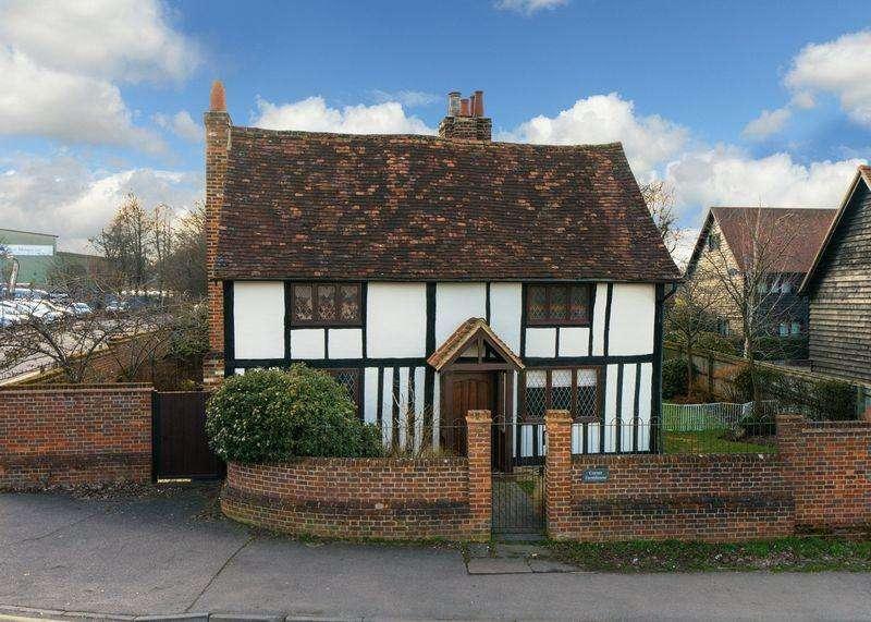 4 Bedrooms Unique Property for sale in Redbourn Road, Hemel Hempstead