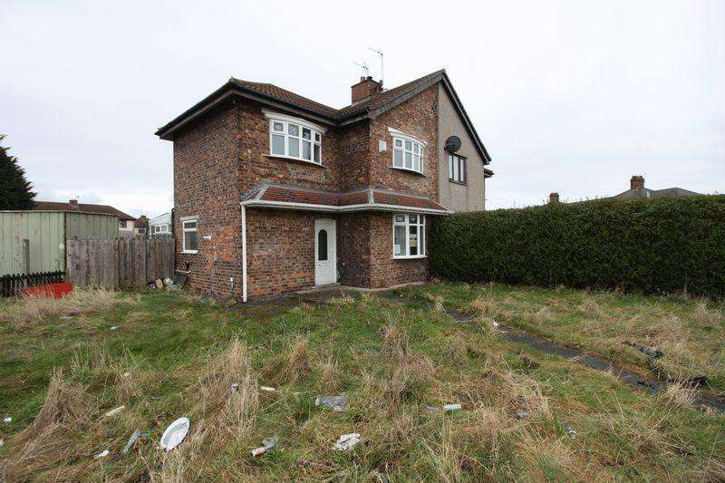 3 Bedrooms Semi Detached House for sale in Argyle Road, Middlesbrough
