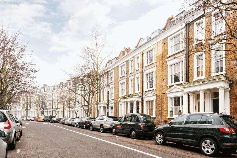 2 Bedrooms Property for sale in Kempsford Gardens, London