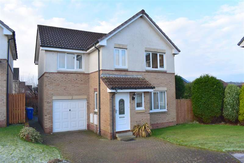 4 Bedrooms Detached House for rent in Moncur Court, Kilwinning