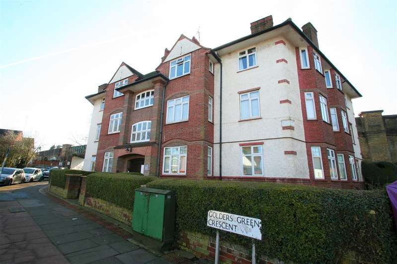 4 Bedrooms Flat for sale in Crescent Court, Golders Green Crescent, NW11, Golders Green