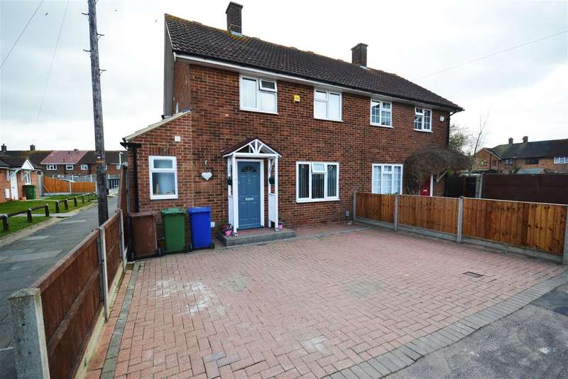 3 Bedrooms Semi Detached House for sale in Mountfield Close, Stanford-Le-Hope