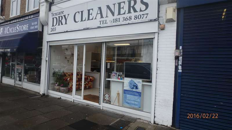 Commercial Property for sale in NORTH LONDON - DRY CLEANERS