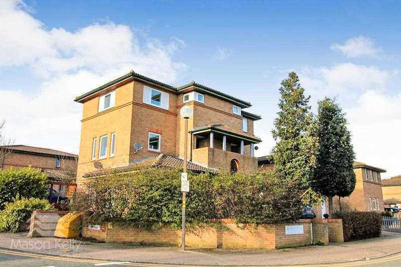 2 Bedrooms Maisonette Flat for sale in 60% SHARED OWNERSHIP, BRADWELL COMMON