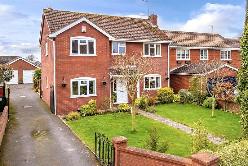 4 Bedrooms Detached House for sale in 11 Bratton Road, Bratton, Telford, TF5