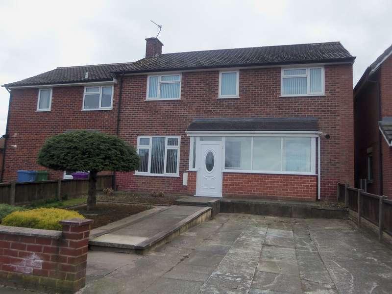 4 Bedrooms Semi Detached House for sale in Jones Farm Road, Liverpool L25