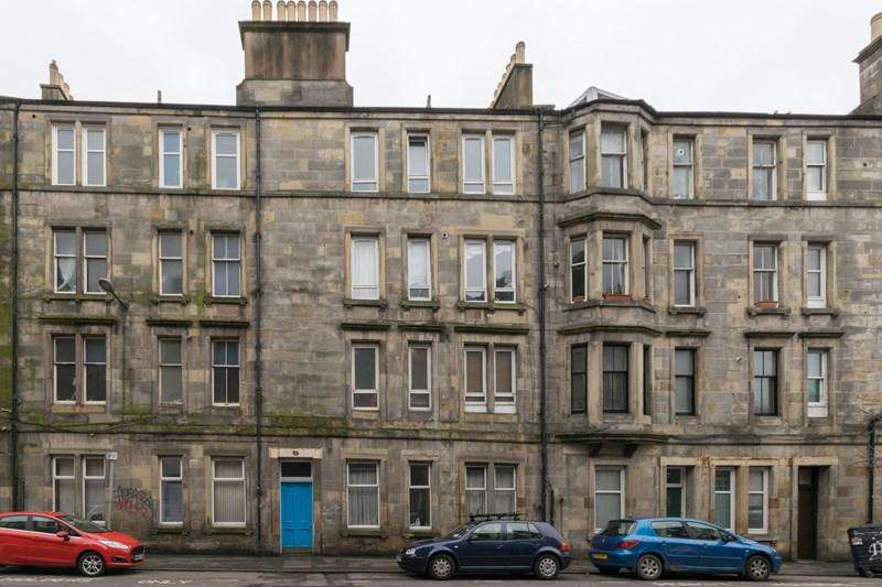 1 Bedroom Property for sale in Flat 1f2 5 Edina Street, Edinburgh, City Of Edinburgh, EH7 5PN