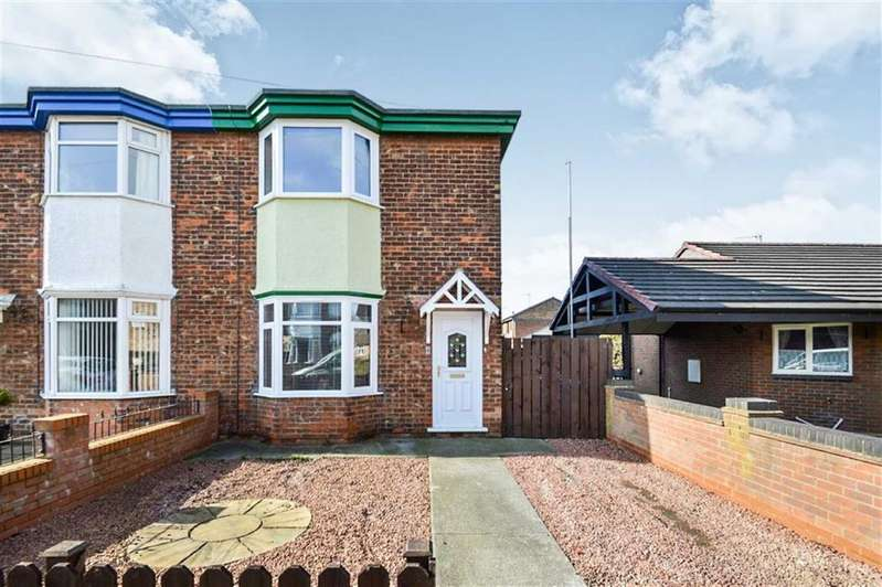 3 Bedrooms Semi Detached House for sale in Malvern Road, Hull