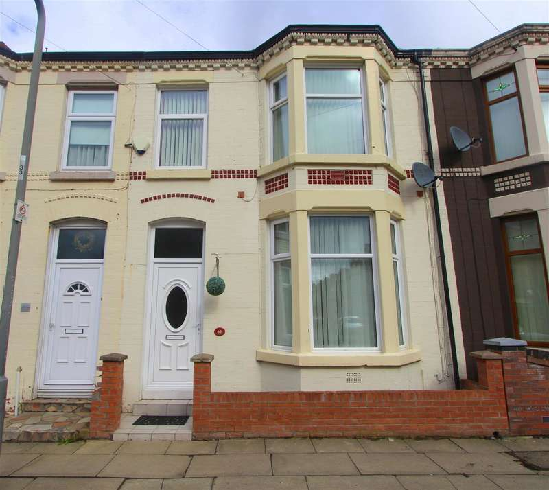 3 Bedrooms Terraced House for sale in Wharncliffe Road, Old Swan, Liverpool