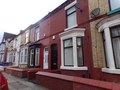 2 Bedrooms Terraced House for sale in July Road, Liverpool, Merseyside, England, L6