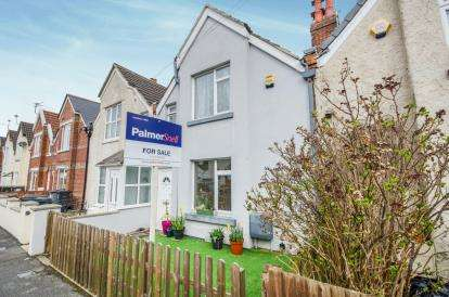 2 Bedrooms Terraced House for sale in Winton, Bournemouth, Dorset