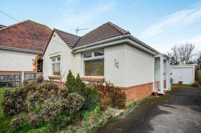 2 Bedrooms Bungalow for sale in Wallisdown, Bournemouth, Dorset