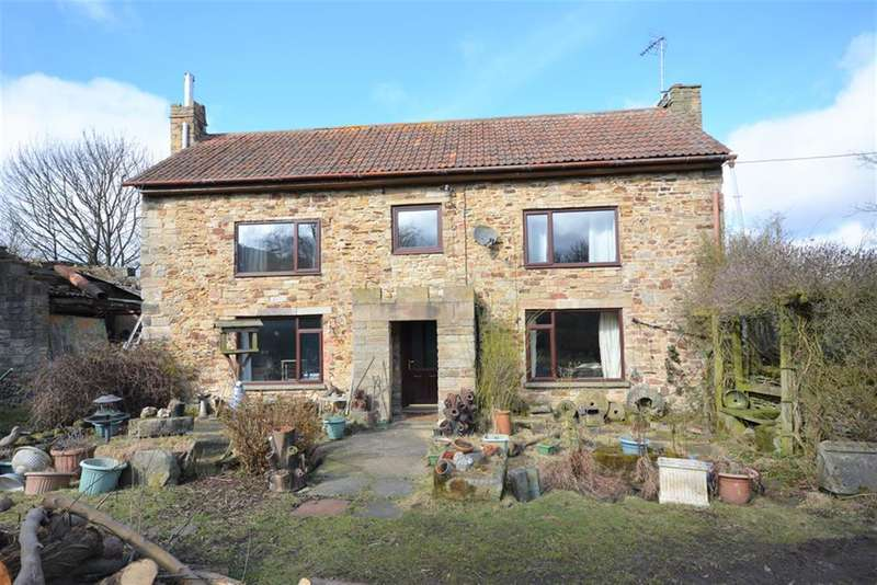 4 Bedrooms Detached House for sale in South Church, Bishop Auckland, DL14 6SQ