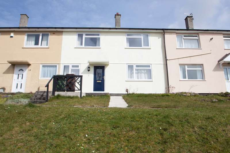 3 Bedrooms Terraced House for sale in Southway, Plymouth