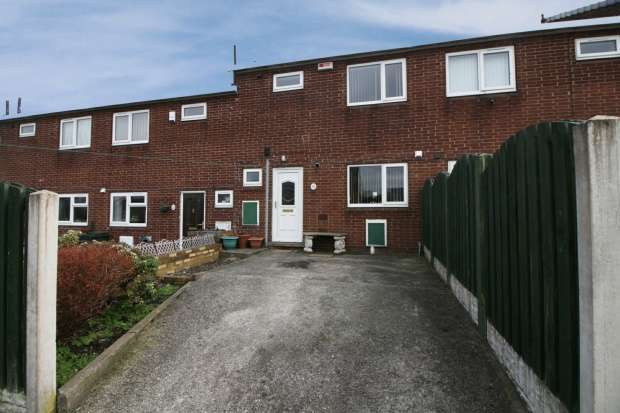 3 Bedrooms Terraced House for sale in Acorn Croft, Rotherham, South Yorkshire, S61 4NW