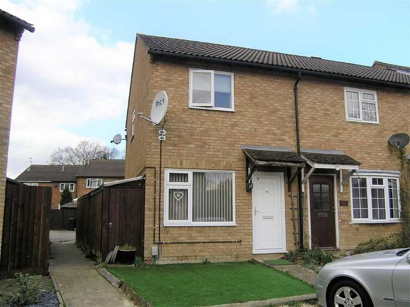2 Bedrooms End Of Terrace House for sale in Falcon Way, Ashford, Kent