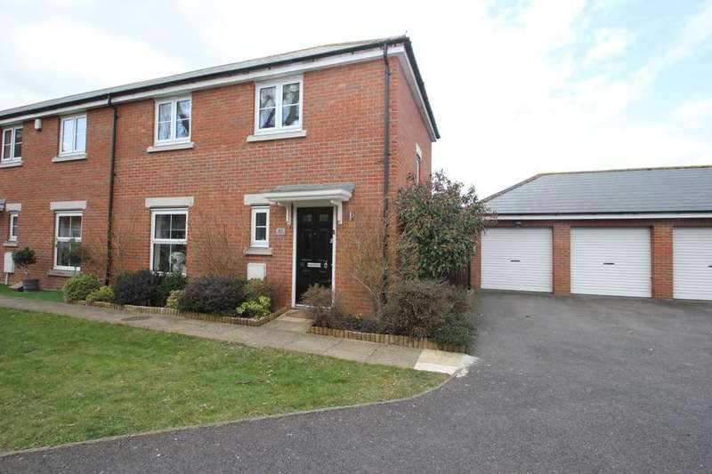 2 Bedrooms Semi Detached House for sale in Salisbury Close, Rayleigh