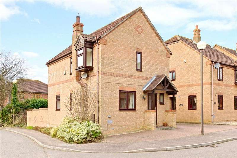 3 Bedrooms Link Detached House for sale in Shuttleworth Grove, Wavendon Gate, Milton Keynes, Buckinghamshire