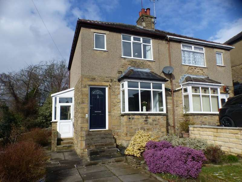 2 Bedrooms Semi Detached House for sale in Southfield Mount, Riddlesden