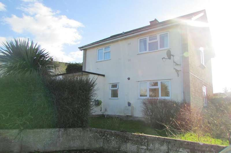 1 Bedroom Ground Flat for sale in Leg Of Mutton Road, Glastonbury