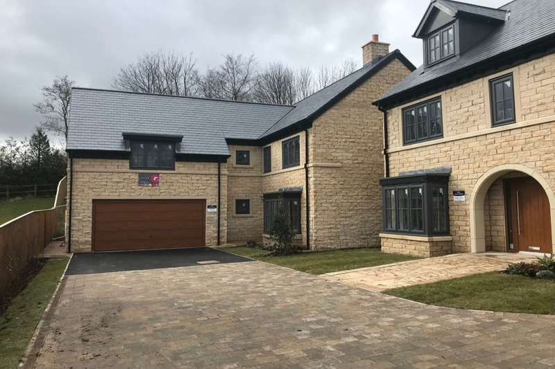 5 Bedrooms Detached House for sale in The Kershaw Field View Lane, Rochdale, OL12