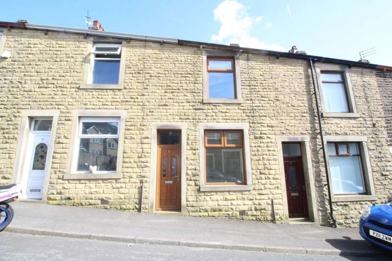 2 Bedrooms Terraced House for sale in Milton Street, Briercliffe, Burnley, BB10