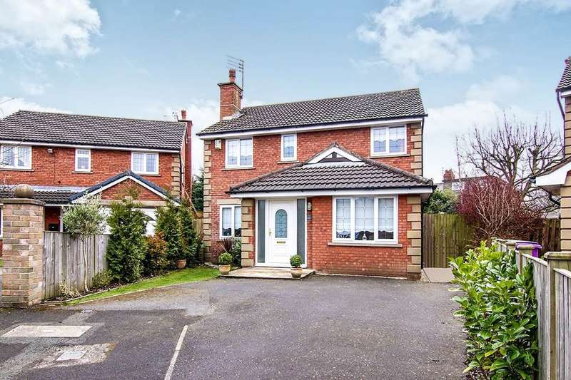 4 Bedrooms Detached House for sale in Norseman Close, Liverpool, L12