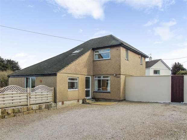 3 Bedrooms Detached House for sale in Towednack Road, St Ives, Cornwall