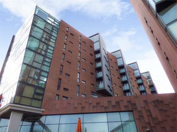 2 Bedrooms Flat for sale in 151 Great Ancoats Street, Manchester