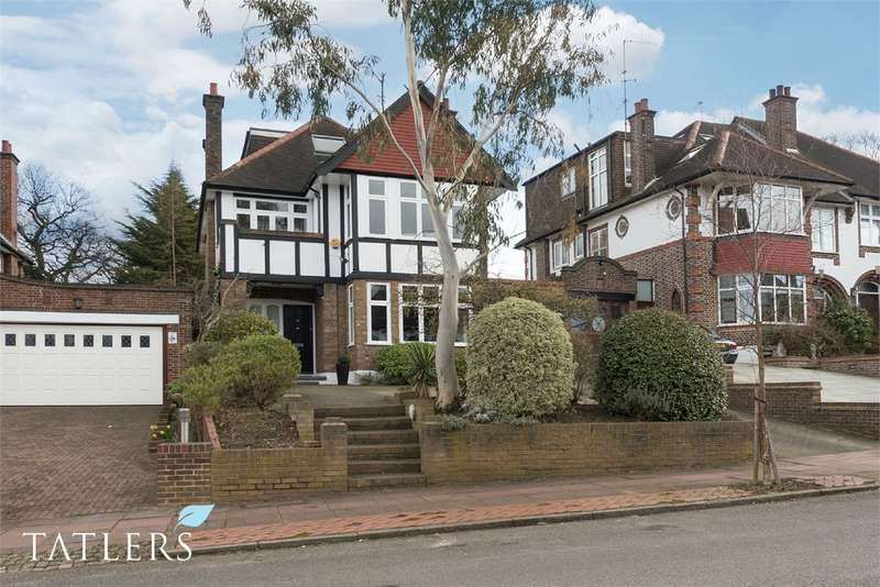5 Bedrooms Detached House for sale in Beech Drive, East Finchley, London