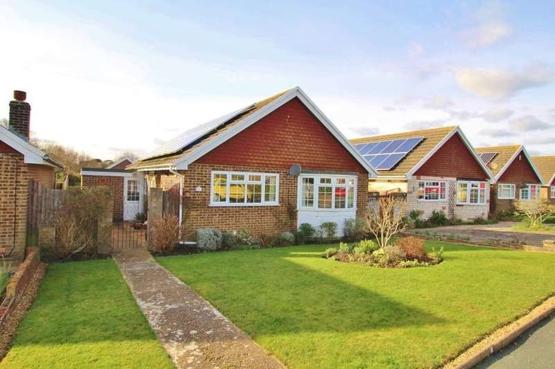 2 Bedrooms Detached Bungalow for sale in Dickens Way, Eastbourne, BN23