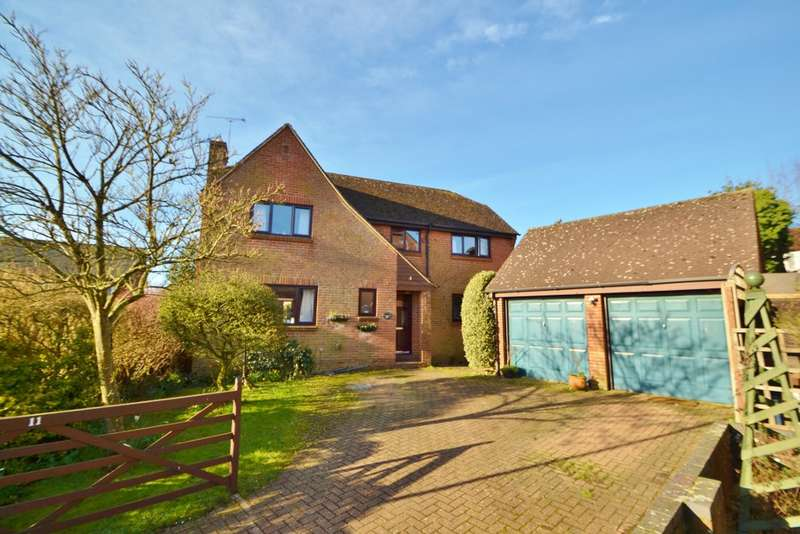 4 Bedrooms Detached House for sale in Sixpenny Handley