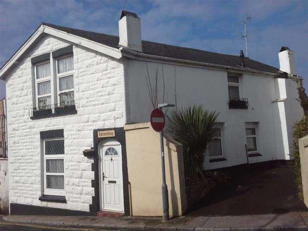 5 Bedrooms Semi Detached House for sale in Laburnum Street, Torquay, Devon
