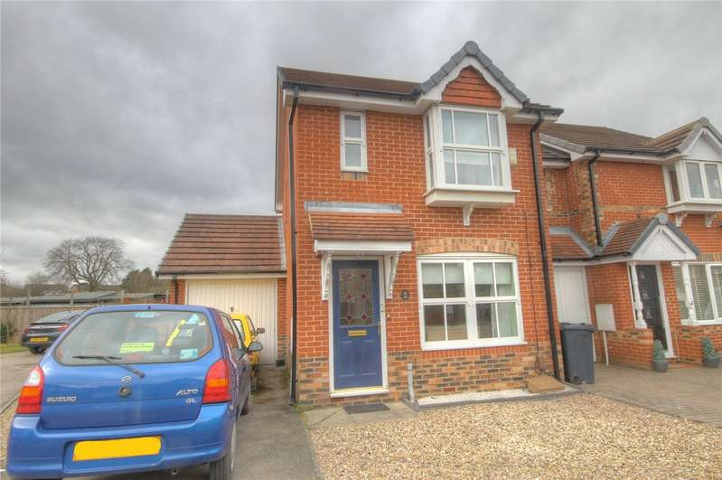 2 Bedrooms End Of Terrace House for sale in Whitebridge Drive, Darlington, Co Durham, DL1