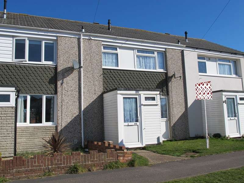 3 Bedrooms Terraced House for sale in Elmore Road, Lee-On-The-Solent