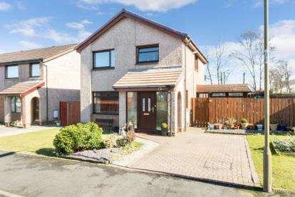 3 Bedrooms Detached House for sale in Cringate Gardens, Bannockburn