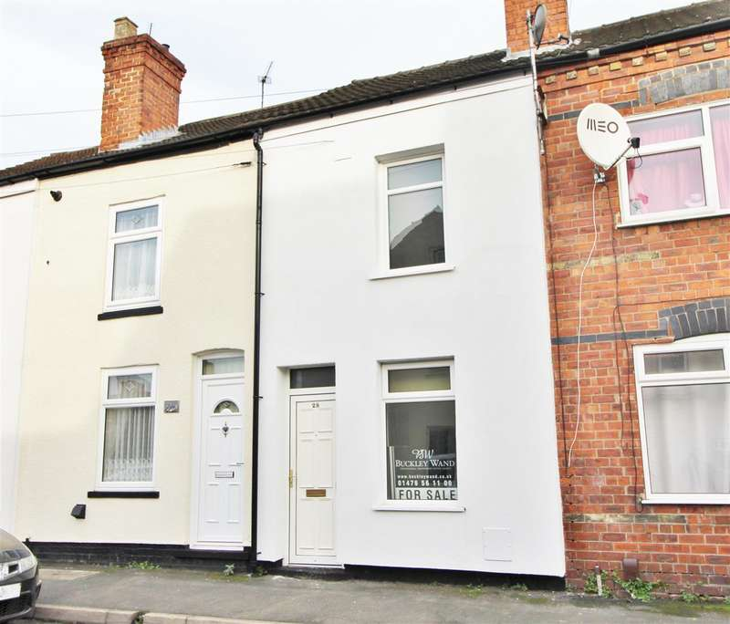 3 Bedrooms Terraced House for sale in Cecil Street, Grantham