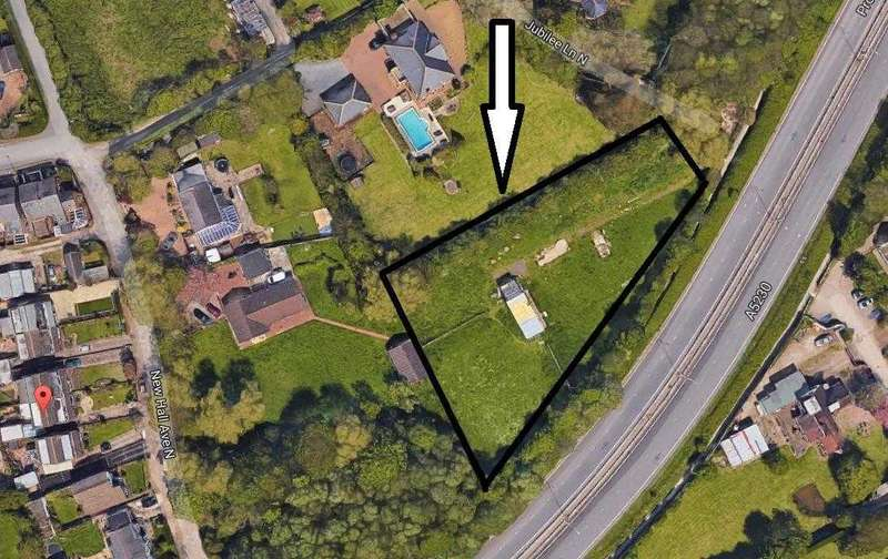 Land Commercial for sale in Land at Jubilee Lane, Blackpool