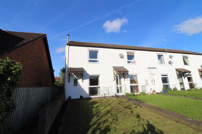 2 Bedrooms End Of Terrace House for sale in Hill Barn View, Portskewett